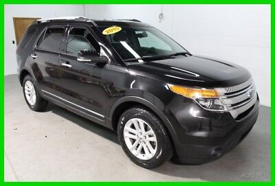 2015 Ford Explorer XLT 2015 Ford Explorer XLT 1 Owner Clean CARFAX 3rd Row