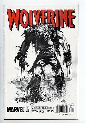 Wolverine #180 - Andy Kubert Cover Art (Marvel, 2002) - NM