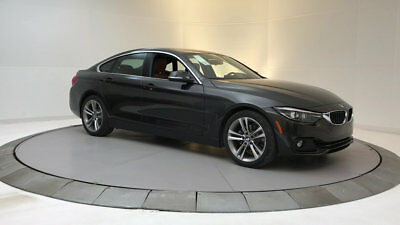 2018 BMW 4-Series 430i Gran Coupe 430i Gran Coupe 4 Series New 4 dr Automatic Gasoline 2.0L 4 Cyl Jatoba Brown Met