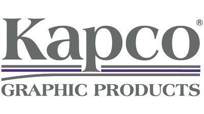 Kapco 14 mil Fabric for Pop Up Banner Stands.