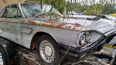 1965 Ford Thunderbird Landau 1965 T Bird