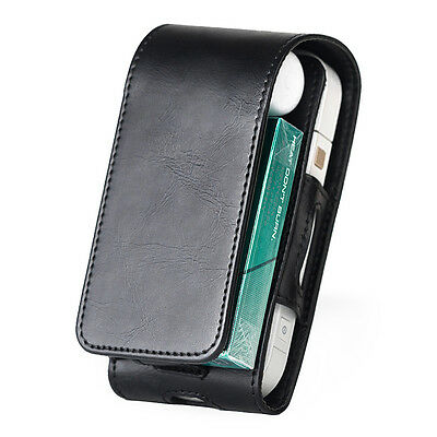 Luxury Slim Leather Full Cover Finger From Dust And Scratch Protector For IQOS