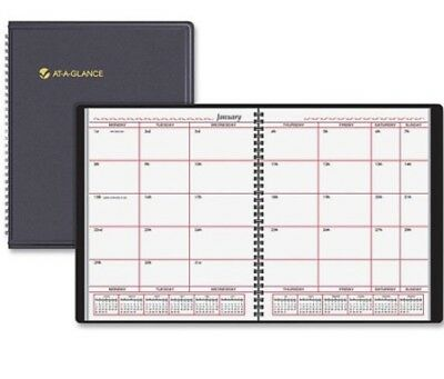 At A Glance Business-Oriented Monthly Planner