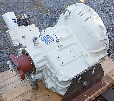 ZF 500 Marine Transmission SAE 1 Ratio 0.925 Ship Boat Gearbox *NEW* BW155