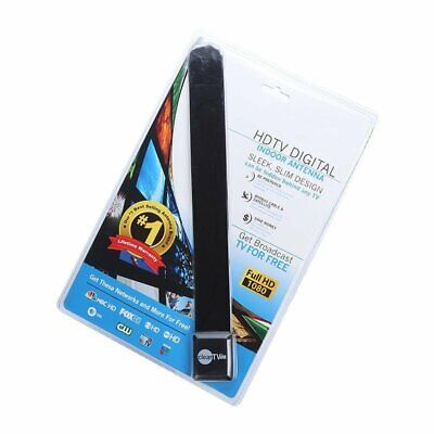 New Clear TV Key HDTV FREE TV Digital Indoor Antenna Ditch Cable