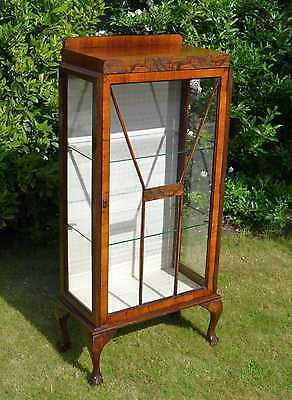Vintage display cabinet - Free local delivery