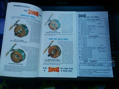 old Alvey booklet