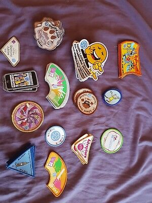 Variety of Girl Guide badges