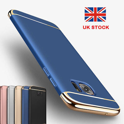 For Samsung Galaxy S8 Plus Case Luxury Hard Ultra thin Back Cover Full Protector