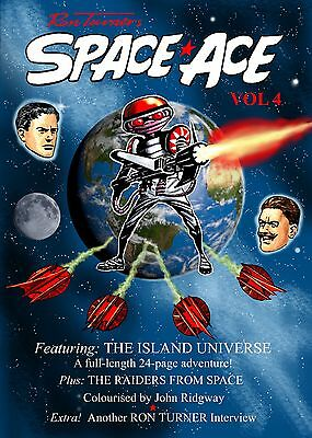 Ron Turner's Space Ace Vol 4