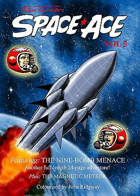 Ron Turner's Space Ace Vol 5