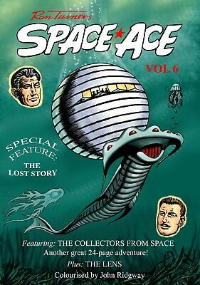 Ron Turner's Space Ace Vol 6