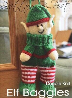 Knitting By Post Gnorma The Gnome Knitting Pattern 262
