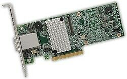 BROADCOM MegaRAID SAS 9380-8e - Raid-Controller - Serial Attached SCSI (SAS)