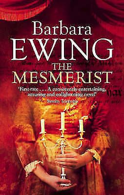 The Mesmerist by Barbara Ewing (Paperback) New Book