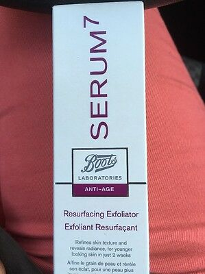 SERUM 7 Exfoliant Resurfaçant BOOTS - 75 ml