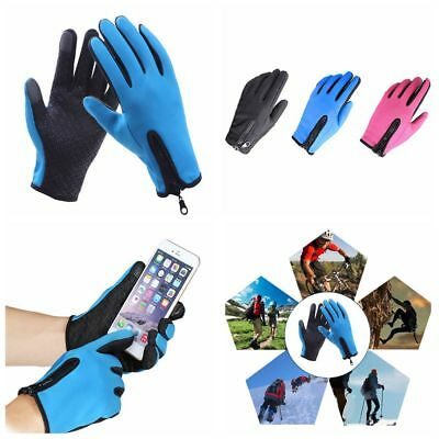 Warm Windstopper Winter Goods Outdoor Sports Tool Touch Screen Ski Gloves