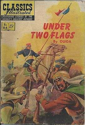 Under Two Flags # Classics Illustrated