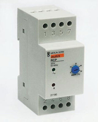 Schneider 21180 Phase Monitoring Relay with NO/NC Contacts, 400 V ac