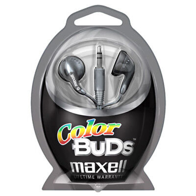 B0022704 Auricolari Maxell Color Buds Silver [303362]