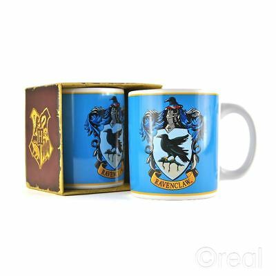 New Harry Potter 350ml Ravenclaw Crest Mug Coffee Hogwarts Official