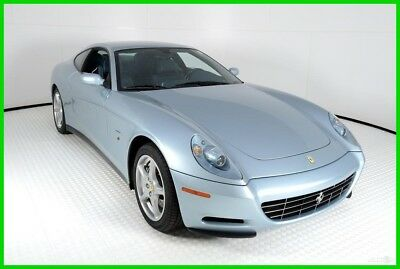 2005 Ferrari 612 F1A 2005 FERRARI 612 SCAGLIETTI, FERRARI APPROVED CPO, INCLUDES WARRANTY, ONE OWNER