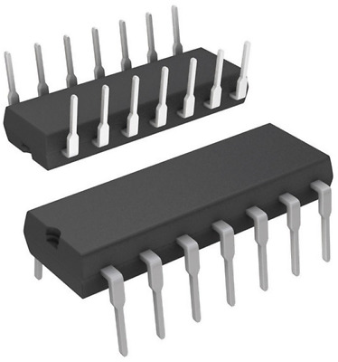 Schnittstellen-IC - Transceiver Analog Devices ADM489ANZ RS422, RS485 1/1 PDIP-1