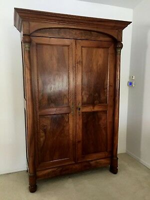 Antique 18th Century French Armoire Cabinet
