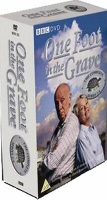 One Foot in the Grave: Complete Series 1-6 DVD (2006) Richard Wilson