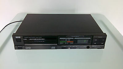 Rare Vintage Compact Disc Player Dhd Cd-55 Japan