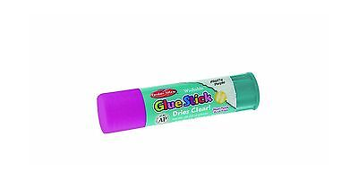 Charles Leonard Inc. Glue Sticks 0.74 Ounce Purple 94574)