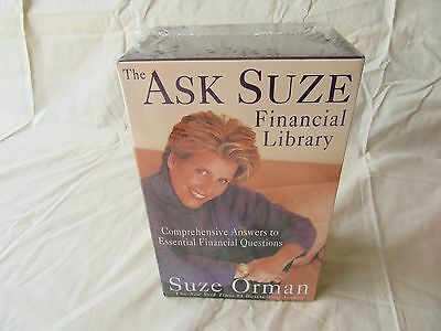 9 Piece Suze Orman Financial Solutions Collection NEW