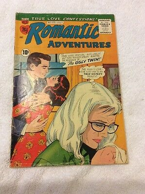 Romantic Adventures # 103 . 1959