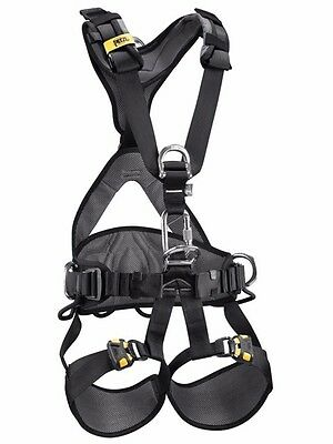 Petzl Bod Fast Full Body Harness, SIZE 1. Same Day Dispatch AUSTRALIA WIDE