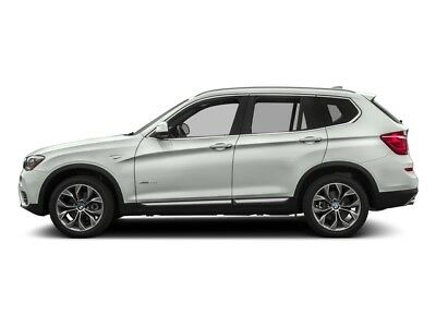 2017 BMW X3 sDrive28i sDrive28i 4 dr SUV Automatic Gasoline 2.0L 4 Cyl