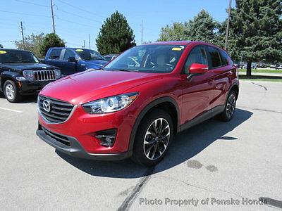2016 Mazda CX-5 AWD 4dr Automatic Grand Touring AWD 4dr Automatic Grand Touring SUV Automatic Gasoline 4 Cyl BGE