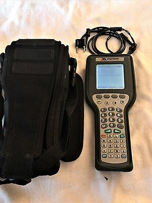 Meriam Hart Communicator 4100 with case and leads