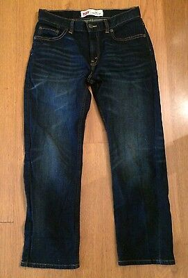 Levis 541 Athletic Fit Boys Jeans Size 14 Reg Free Shipping