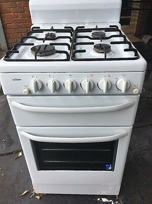 Chef Gas Freestanding Oven