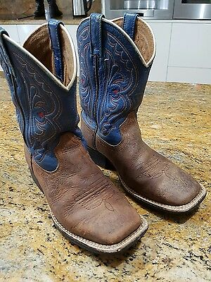 Ariat boots childrens size 1US