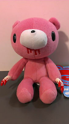 Gloomy Bear Pink Plush doll 2003 Japan Kawaii Anime Chax 6""