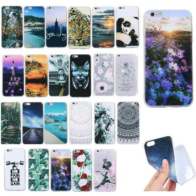 Ultra-thin Cute Shockproof Slim Soft TPU Silicone Case Cover For Huawei OnePlus