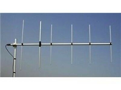 Sirio WY140-6N VHF 140-160 MHz Base Station 6 Element Yagi Antenna, 10.5 dBi