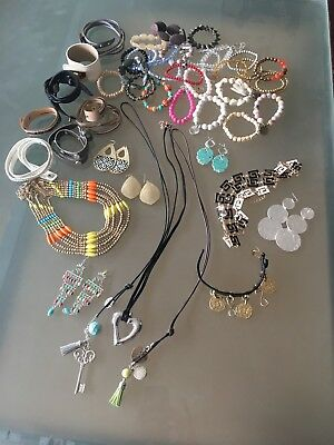 Mixed Selection Jewellery Over 45 Pieces