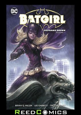 BATGIRL STEPHANIE BROWN VOLUME 1 GRAPHIC NOVEL Paperback Collects (2009) #1-12