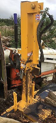 10 ton Hydraulic Tractor or Bench Mounted Log Splitter Nr Brighton Sussex