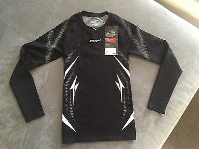 Brand New Compression Top - Long Sleeved - Size 13 - 14