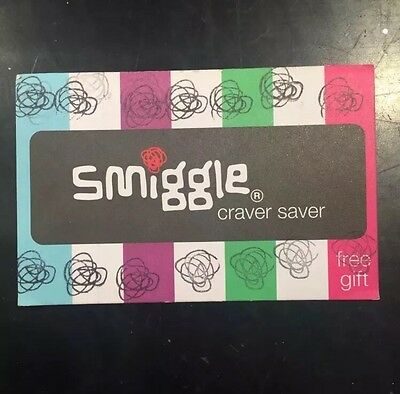 Smiggle Rewards Cards X 10