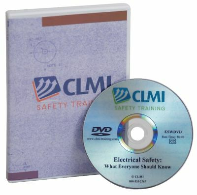 Clmi Safety Training Fire Extinguisher Safety Training DVD FERDVD
