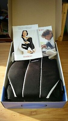 Baby Bjorn Miracle Carrier. Great condition. With Back Support
